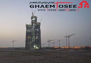 برج جده بلندترین برج جهان