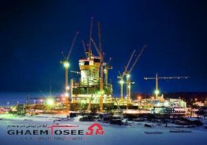 پروژه برج Lakhta روسیه